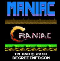 Maniac Craniac